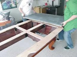 Pool table moves in Kennewick Washington