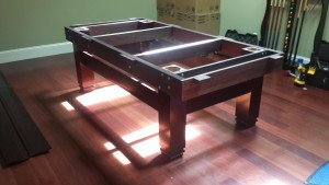 Correctly performing pool table installations, Kennewick Washington