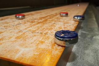 SOLO® Shuffleboard Movers Kennewick, Washington.